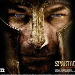 Spartacus: Blood and Sand is listed (or ranked) 2 on the list The Best Starz TV Shows