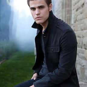 Stefan Salvatore is listed (or ranked) 17 on the list The Best Male Characters on TV Right Now