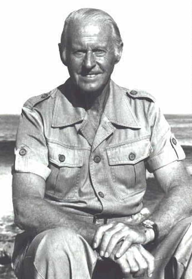 Thor Heyerdahl is listed (or ranked) 4 on the list Famous Male Adventurers