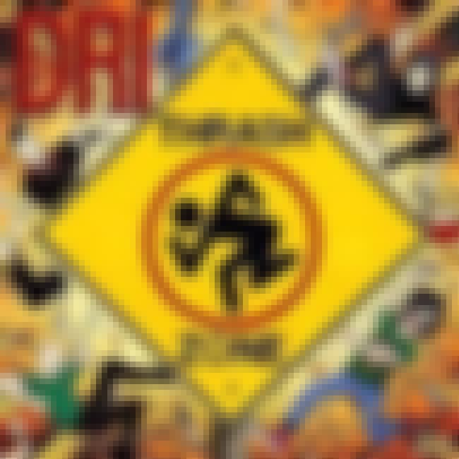 Thrash Zone is listed (or ranked) 1 on the list The Best D.R.I. Albums of All Time