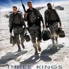 Three Kings is listed (or ranked) 8 on the list The Best Movies About the Gulf War