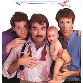 Three Men and a Baby is listed (or ranked) 1 on the list Womansday's Top 10 Movies With Adorable Single Dads