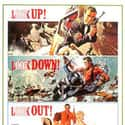 Thunderball is listed (or ranked) 10 on the list The Best '60s Action Movies