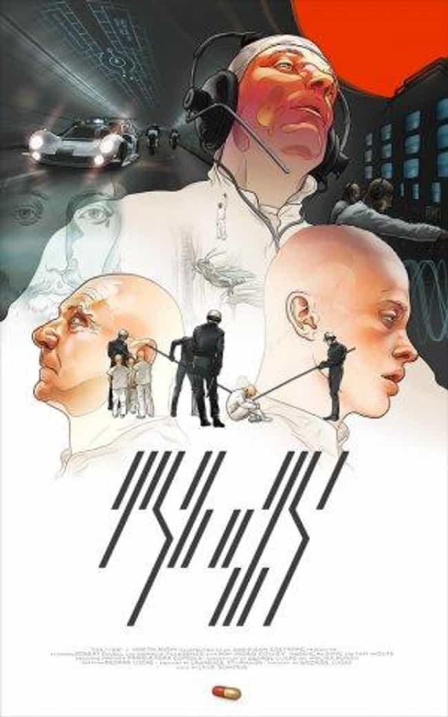THX 1138 is listed (or ranked) 4 on the list What to Watch If You Love Annihilation