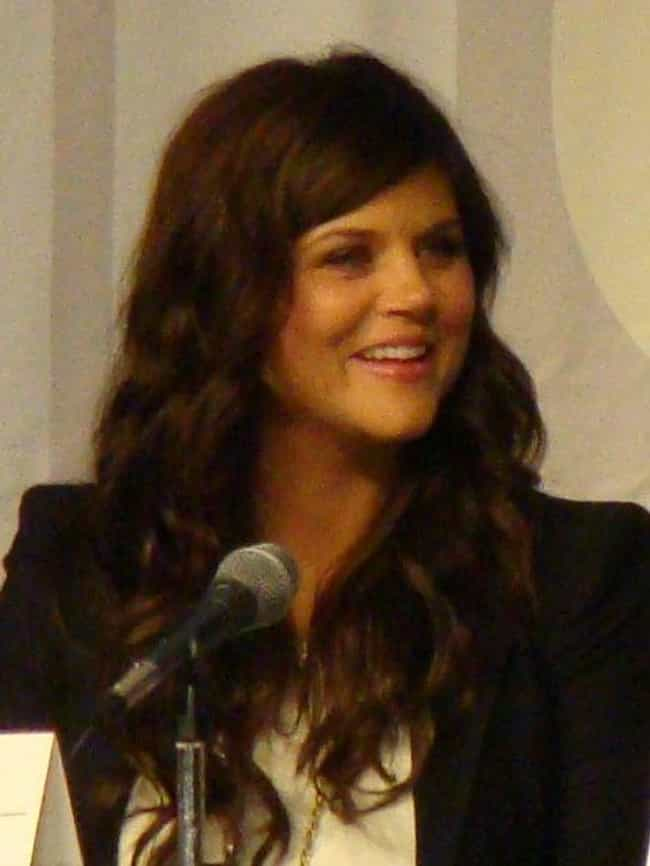 Tiffani Thiessen is listed (or ranked) 4 on the list Famous People Of Greek Descent