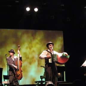 Tiger Lillies is listed (or ranked) 10 on the list The Best Dark Cabaret Singers