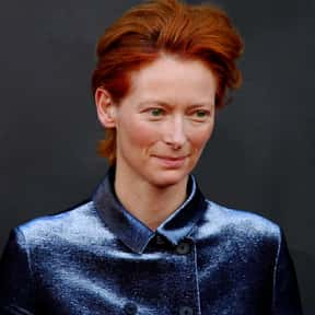 Tilda Swinton is listed (or ranked) 19 on the list The Best Living English Actresses