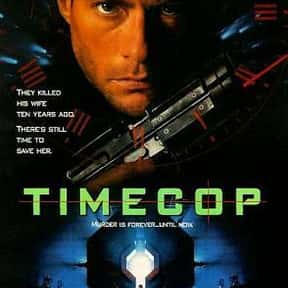 Timecop is listed (or ranked) 16 on the list The Greatest Guilty Pleasure Action Movies