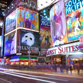 Times Square is listed (or ranked) 2 on the list The Top Must-See Attractions in New York