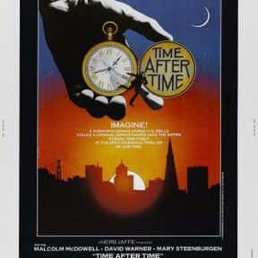 Time After Time is listed (or ranked) 14 on the list The Best Romance Movies of the 1970s