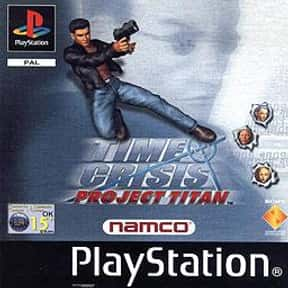 Time Crisis: Project Titan is listed (or ranked) 5 on the list The Best Time Crisis Games
