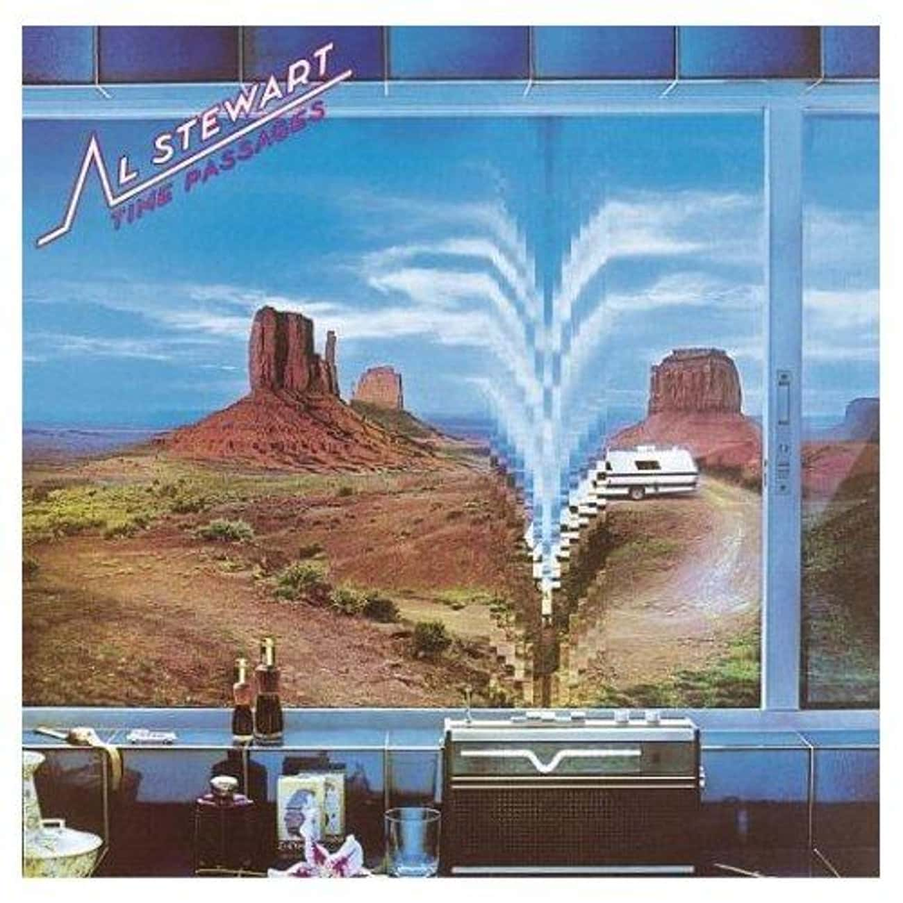 Time Passages is listed (or ranked) 2 on the list The Best Al Stewart Albums of All Time