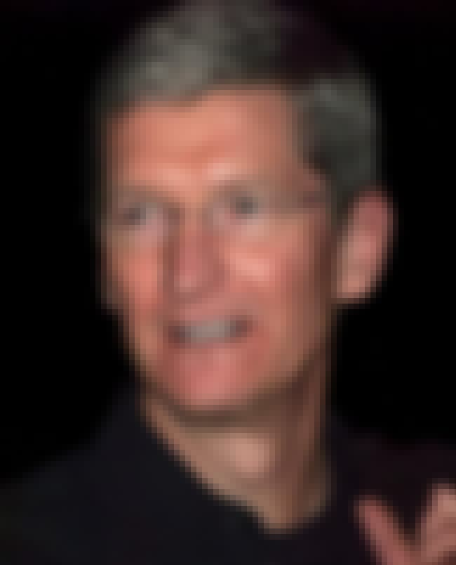 Tim Cook is listed (or ranked) 4 on the list 35 Gay Celebrities Who've Come Out Since 2000