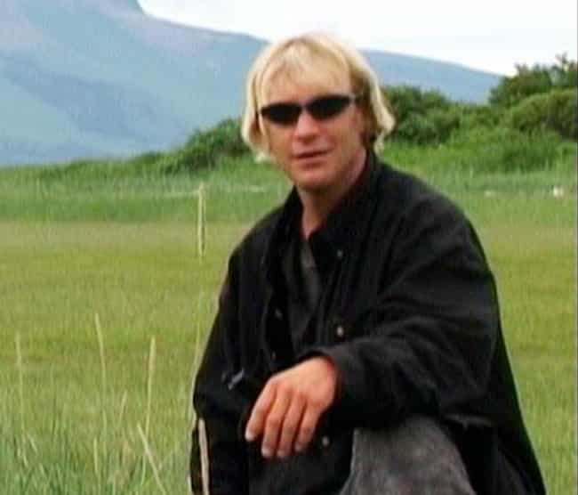 Timothy Treadwell is listed (or ranked) 2 on the list Famous People Who Were Killed in Animal Attacks