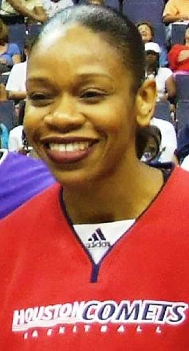 Tina Thompson is listed (or ranked) 4 on the list Famous Morningside High School Alumni