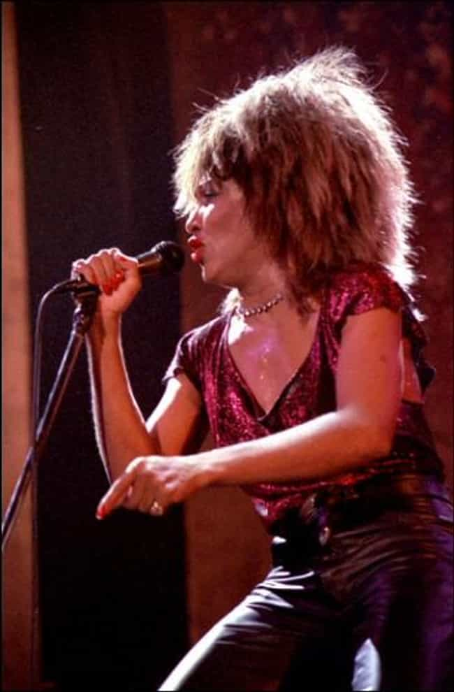 Tina Turner is listed (or ranked) 3 on the list Celebs You Didn't Know Aren't American
