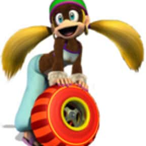 Tiny Kong is listed (or ranked) 15 on the list The Best Nintendo 64 Characters