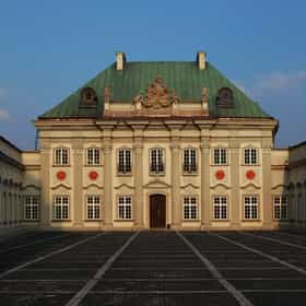 Copper-Roof Palace
