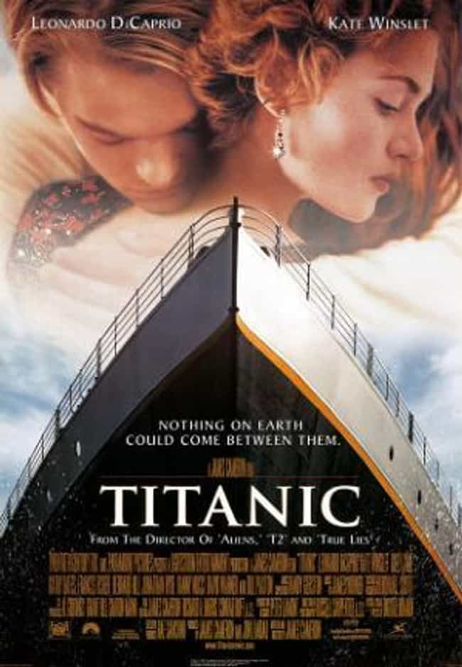 Titanic is listed (or ranked) 2 on the list The Top 25 Must-See Quintessential Romance Movies