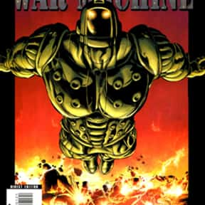Titanium Man is listed (or ranked) 10 on the list The Best Iron Man Villains Ever
