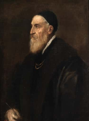 Titian is listed (or ranked) 2 on the list Famous High Renaissance Artists