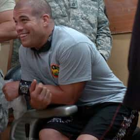 Tito Ortiz is listed (or ranked) 24 on the list The Most Ridiculous UFC Fighter Nicknames