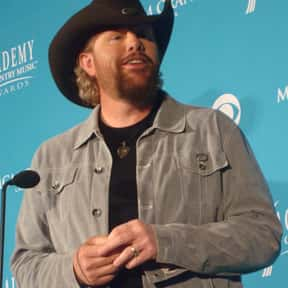 Toby Keith is listed (or ranked) 18 on the list List of Famous Lyricists
