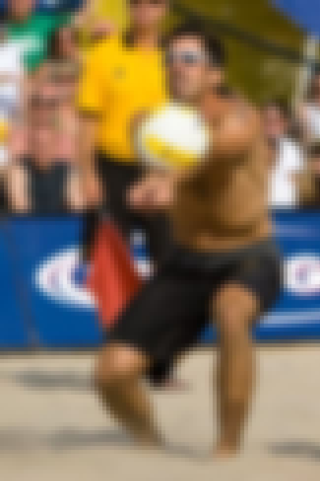 Todd Rogers is listed (or ranked) 4 on the list Famous Male Beach Volleyball Players