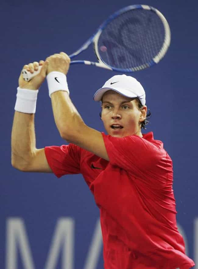 Tomáš Berdych is listed (or ranked) 2 on the list The Best Tennis Players from Czech Republic