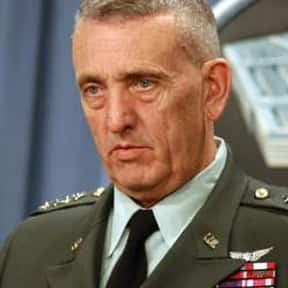 Tommy Franks is listed (or ranked) 15 on the list All Commendation Medal Winners