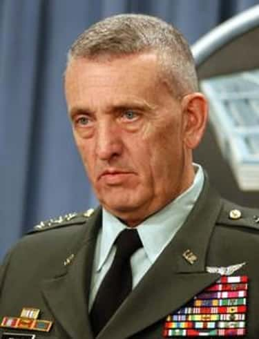 Tommy Franks is listed (or ranked) 2 on the list Famous People who Majored in Public Administration