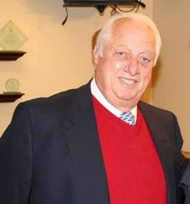 Tommy Lasorda is listed (or ranked) 2 on the list 22 Celebrities Who Were in Pi Kappa Phi