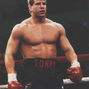 Tommy Morrison is listed (or ranked) 6 on the list Famous People Whose Last Name Is Morrison