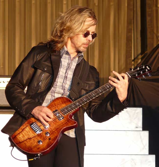 Tommy Shaw is listed (or ranked) 5 on the list Famous Guitarists from Alabama