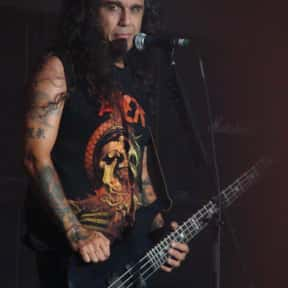 Tom Araya is listed (or ranked) 11 on the list Famous People From Chile