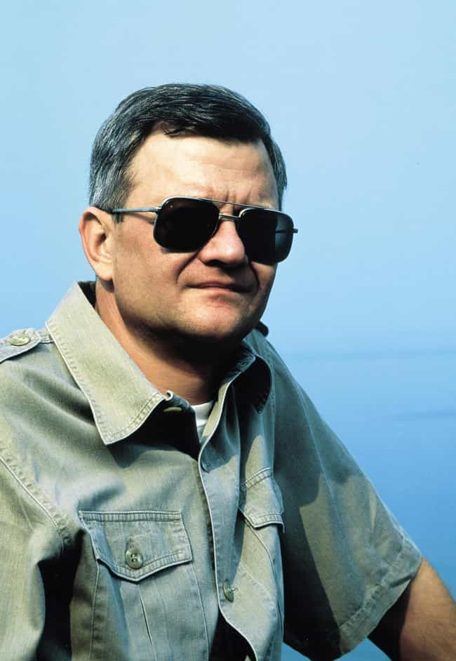 Tom Clancy is listed (or ranked) 65 on the list Dead Authors: 2013 Authors and Writers Who Died