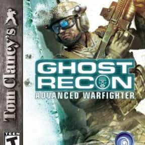 Tom Clancy's Ghost Recon Advan is listed (or ranked) 9 on the list The Best Online Multiplayer Games