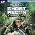Tom Clancy's Ghost Recon: Jung... is listed (or ranked) 25 on the list The Best Tactical Shooter Games of All Time
