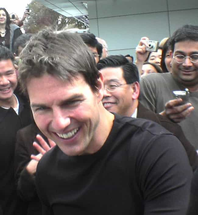 Tom Cruise is listed (or ranked) 1 on the list Celebrities That Divorced After Age 50