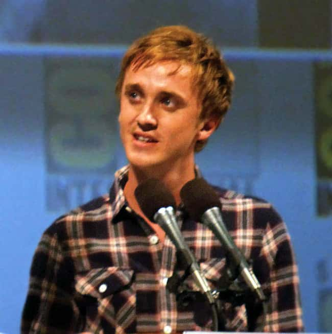 Tom Felton is listed (or ranked) 51 on the list Famous People Who Were Relentlessly Bullied