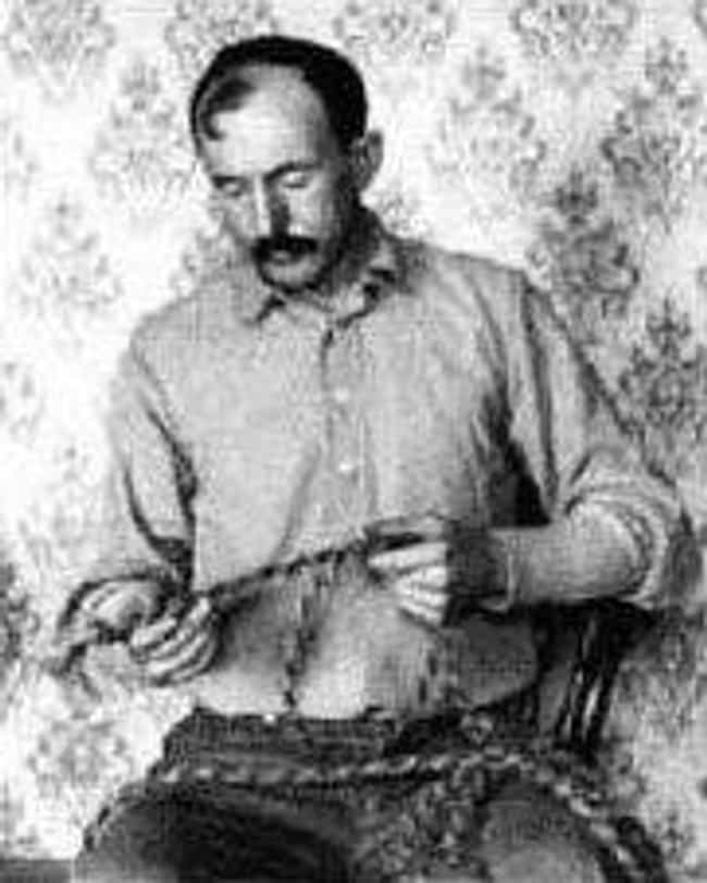 Tom Horn is listed (or ranked) 3 on the list Famous Male Detectives