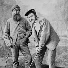 Old Tom Morris is listed (or ranked) 16 on the list The Best Golfers Of All Time