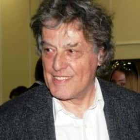 Tom Stoppard is listed (or ranked) 22 on the list The Greatest Playwrights in History