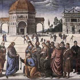The Delivery of the Keys to Saint Peter