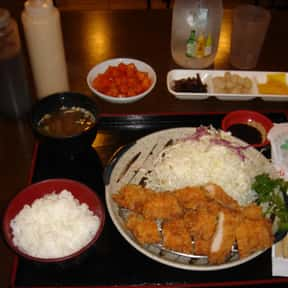 Tonkatsu is listed (or ranked) 4 on the list The Best Food Pairings For Zinfandel, Ranked