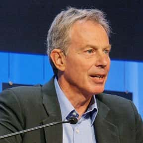 Tony Blair is listed (or ranked) 2 on the list Famous TV Actors from Scotland