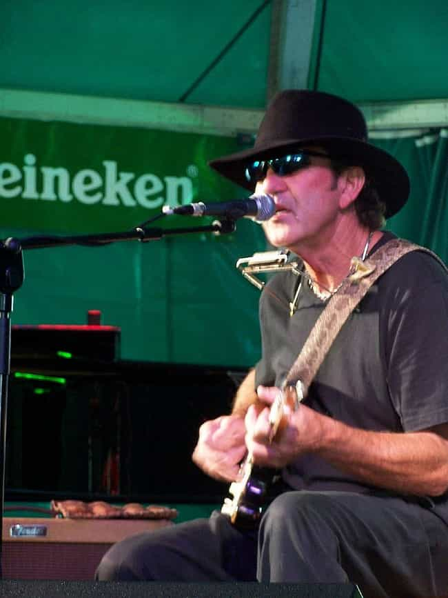 Tony Joe White is listed (or ranked) 4 on the list Musicians Who Died in 2018