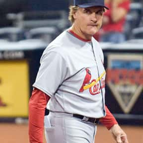 Tony La Russa is listed (or ranked) 13 on the list List of Famous Managers