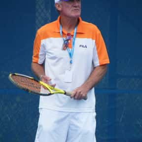 Tony Roche is listed (or ranked) 22 on the list The Greatest Men's Tennis Players of All Time