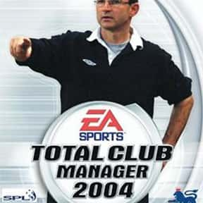 Total Club Manager 2004 is listed (or ranked) 22 on the list The Best PlayStation 2 Soccer Games